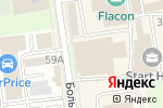 Схема проезда до компании Stoneguard в Москве