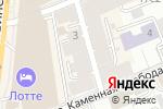 Схема проезда до компании Mariart studio в Москве