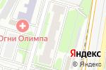 Схема проезда до компании Био Ми Вита в Москве