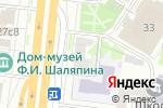 Схема проезда до компании Кроликозверовод в Москве