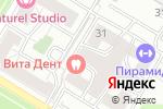 Схема проезда до компании Карма дродул линг в Москве
