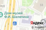Схема проезда до компании Управление Судебного департамента в г. Москве в Москве