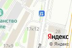 Схема проезда до компании КлиматЛаб-Чиллеры в Москве