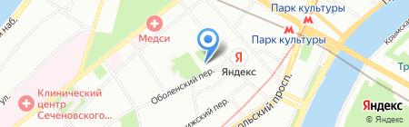 Боровский и партнеры на карте Москвы