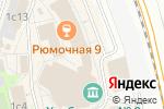 Схема проезда до компании Graffitimarket в Москве