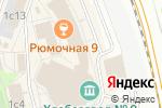 Схема проезда до компании Department_T в Москве