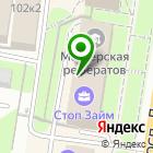 Местоположение компании Тульский территориальный институт профессиональных бухгалтеров