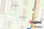 Схема проезда до компании Ювелирная мастерская в Туле
