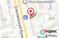 Схема проезда до компании Международный Институт Проблем Устойчивого Развития в Москве