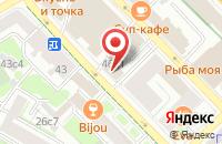 Схема проезда до компании Связь-Холдинг в Москве