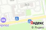 Схема проезда до компании MIX NAIL в Москве