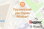 Схема проезда до компании А-Стандарт в Москве