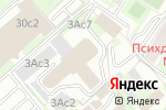 Схема проезда до компании Fordzap в Москве