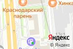 Схема проезда до компании Территориальный отдел по Северному и Северо-Восточному административному округу в Москве