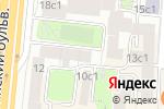 Схема проезда до компании Лайт в Москве