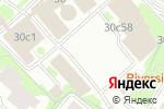 Схема проезда до компании Оплот в Москве
