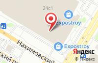 Схема проезда до компании До - Стиль в Москве