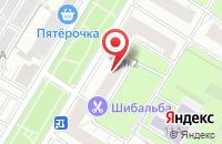 Схема проезда до компании Мастер Групп в Москве