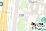 Схема проезда до компании SM-Studio в Москве