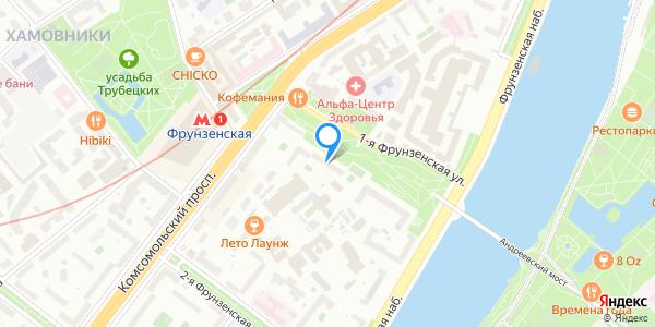 Головной офис банка Москомбанк