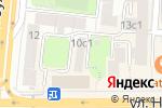Схема проезда до компании Версаль в Москве