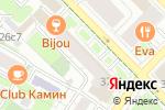 Схема проезда до компании Пижама Пати в Москве