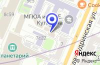 Схема проезда до компании НАУЧНО-ИССЛЕДОВАТЕЛЬСКАЯ ФИРМА ФРОМ в Москве