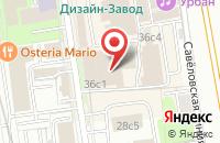 Схема проезда до компании Сизонс Проджект в Москве