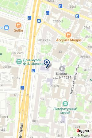 Доктор Грудько на карте Москвы
