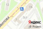 Схема проезда до компании Ремонт кофемашин в Москве