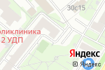 Схема проезда до компании Арион в Москве