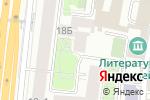 Схема проезда до компании Li-Lac в Москве