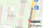 Схема проезда до компании ШиК в Туле