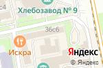 Схема проезда до компании Правда Кофе в Москве