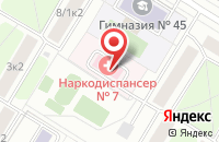 Схема проезда до компании Агентство Социальной Информации в Москве