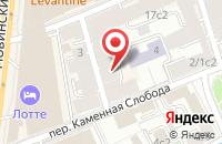Схема проезда до компании Рекламно-информационное агентство Вэлком в Москве