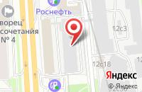 Схема проезда до компании Инфо-Центр в Москве