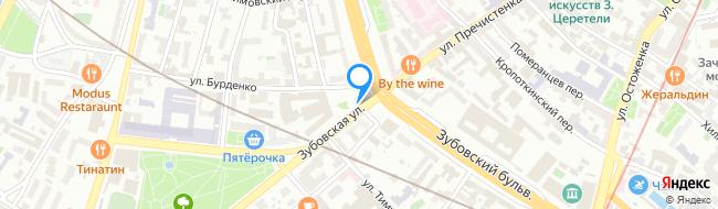 Зубовская площадь