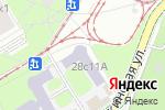 Схема проезда до компании Международный научно-исследовательский центр охраны здоровья человека, животных и окружающей среды в Москве