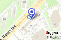 Схема проезда до компании КОМПЬТЕРНЫЙ ЦЕНТР ФОРМОЗА в Москве