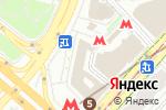 Схема проезда до компании Фотосалон на Бутырском Валу в Москве