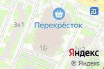 Схема проезда до компании Бистро Пронто в Москве