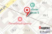 Схема проезда до компании Тс Бетон в Москве