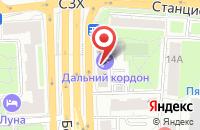 Схема проезда до компании Браско Интер в Москве