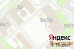 Схема проезда до компании Olivari в Москве