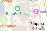 Схема проезда до компании Tele-Optics в Москве