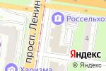 Схема проезда до компании Мобильный мир в Туле