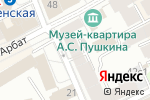 Схема проезда до компании Белый в Москве