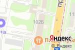 Схема проезда до компании Gold Lex в Туле