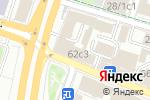 Схема проезда до компании Duets в Москве